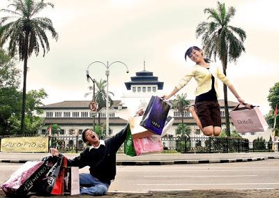 Bandung Kota ini Menawarkan Trend Fashion yang Menggiurkan.