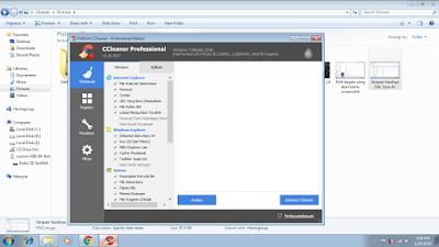 Buka tampilan yang akan kamu screenshot (2)