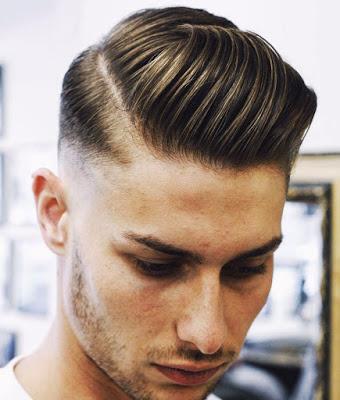 model rambut Slick