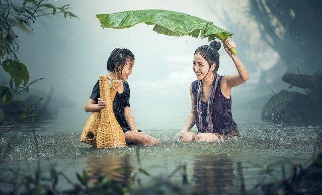 manfaat air hujan