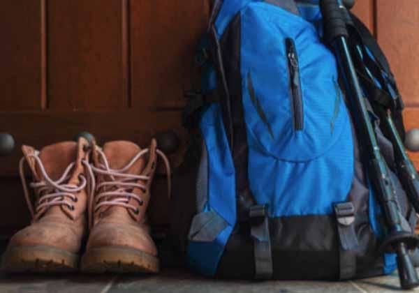 Bahan sepatu gunung