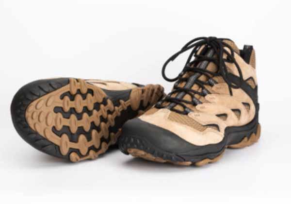 Jenis sepatu gnung