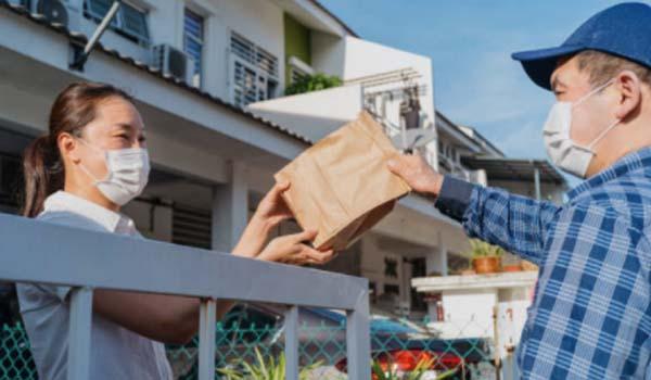 Jasa logistik atau pengiriman