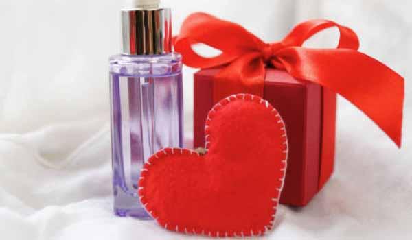Kado Valentine parfum